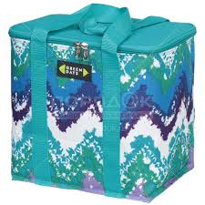 <b>Сумка</b>-<b>холодильник Green</b> Days зелено-фиолетовый зигзаг ...