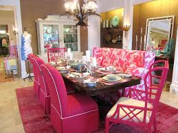 Pink Living Room Furniture Maryland Pink And Green Lilly Pulitzer Lifestyle At Palm Avenue
