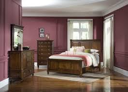 cherry bedroom furniture wooden floor purple wall decoration bedroom wall furniture