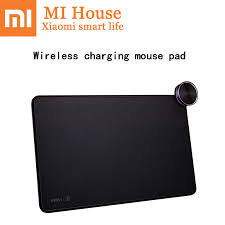 Xiaomi Miiiw <b>Smart Mouse</b> Pad Qi <b>Wireless Charging</b> Mi Mix 2S ...