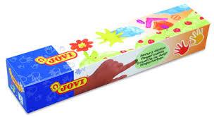 <b>Jovi Пальчиковые краски</b> 5 цветов по 35мл, арт. 530