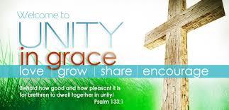 Love, Grow, Share, Encourage : Unity In Grace via Relatably.com