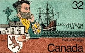 「1534 Jacques Cartier newfoundland」の画像検索結果