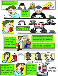 graphic journalism adam bessie automated teaching machine a graphic introduction to the end of human teachers