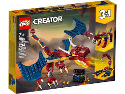 <b>Конструктор</b> LEGO <b>LEGO Creator Огненный</b> дракон