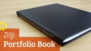 diy portfolio book sea lemon diy portfolio book sea lemon