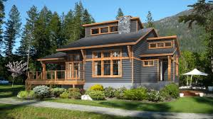 Beaver Homes and Cottages   KipawaExterior Rendering Exterior Rendering  Kipawa Floor Plan