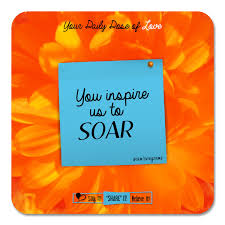 who inspires you to soar