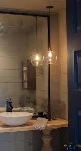 bathroom ceiling globes design ideas light: i like the simplicity of a single bowl sink on top of a table i also like the colors used throughout the bathroom