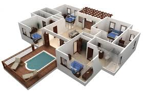 Plan Floor Plan Designer Online Ideas Inspirations Free Floor Plan    Home Design Delectable d House Plans And Design d House Plan intended for d House Planning