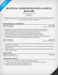 cv for business admin   recommendation letter for job by professorcv for business admin entry level business administration resume sample livecareer administrative assistant resume sample resume