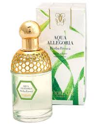 <b>Guerlain Aqua Allegoria Herba</b> Fresca. Mint and lemons. Light and ...