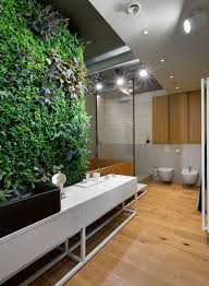 bathroom garden a smart penthouse in kiev is the perfect party pad bathroom itself qui