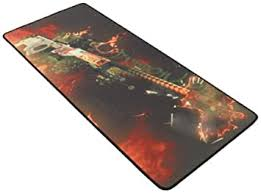 Mouse Pads 700300 Overlock for CSGO <b>Aquamarine Revenge</b> Fire ...