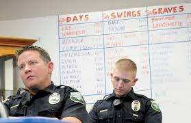 fbi stats durango is heavy on police