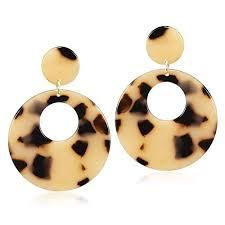 <b>Large Fashion Statement Earrings</b>: Amazon.com