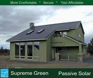 Passive Solar House Plans   Energy Efficient Home Designs