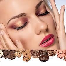 Eyeshadow Pallete <b>Beauty Glazed 35 Color</b> Shadow Nude Makeup ...