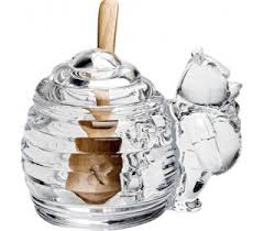 <b>Банка для меда BRIVERRE</b> стеклянная, 120мл в METRO Cash ...