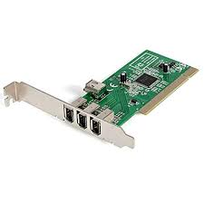 StarTech.com 4 port PCI 1394a FireWire Adapter ... - Amazon.com