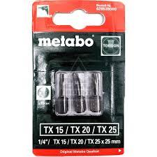 <b>Биты Torx METABO</b> купить по доступной цене в Москве, СПб и РФ