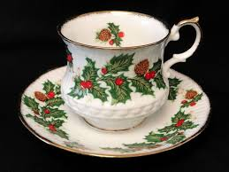 Image result for christmas tea cup image
