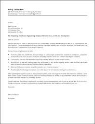 cover letter software template cover letter software