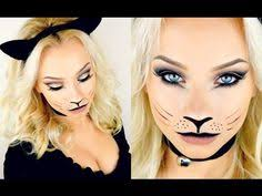 last minute kitty cat makeup tutorial 2016 you