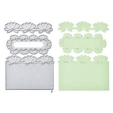 <b>Flower Lace Frame</b> Layer Card Cut Dies – Inlovearts