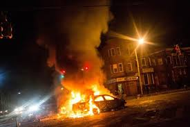 Image result for Baltimore Erupts PHOTO