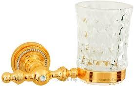 <b>Стакан</b> Boheme Imperiale 10404 настенный золото ...