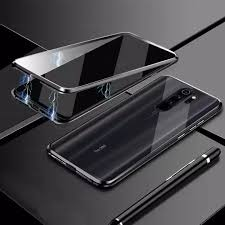 For Redmi Note 8 Pro 8Pro Case <b>Magnetic</b> Double Sided Glass ...