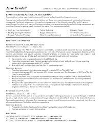sample resume restaurant manager   job and resume template    restaurant manager resume sample