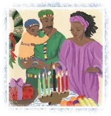 HAPPY KWANZAA QUOTES image quotes at hippoquotes.com via Relatably.com