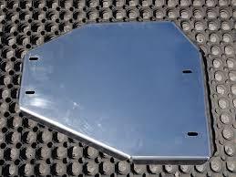 Hyundai IX 35 2014- <b>Защита бака</b> (<b>алюминий 4</b> мм) (полный ...