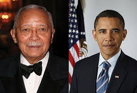 「David Dinkins and Obama」の画像検索結果