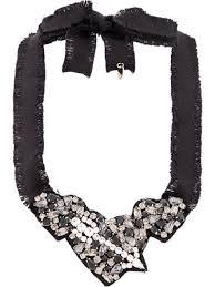 Redvalentino <b>Ожерелье</b> С <b>Кристаллами</b> -20%- Купить В ...