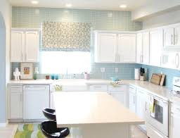 blue kitchen cabinets small painting color ideas: cool white paint colors for kitchen cabinets and blue wall colors