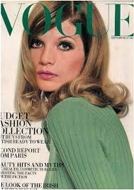 Vogue covers, David Bailey, fashion photography, pretty pictures. Vogue September 1967 featuring model Willy Wan Rooy. - Sep.1967WillyVanRooy