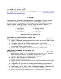 resume sample human resources executive page  ma resume samples    sample