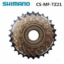<b>MTB</b> MF TZ21 <b>Cassette Freewheel</b> 7S <b>14 28T Bicycle</b> Parts ...