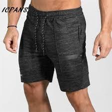 <b>ICPANS</b> shorts Men bodybuilder <b>Casual</b> fitness GYM Shorts Men ...