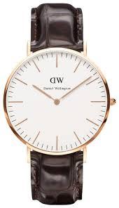 <b>Наручные часы</b> Daniel Wellington Classic York <b>gold</b> — купить по ...