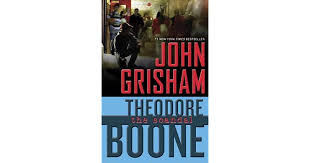 The <b>Scandal</b> (Theodore Boone, #6) by <b>John Grisham</b>