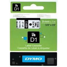 <b>Картридж</b> для принтера этикеток <b>DYMO</b> S0720680 <b>D1</b> (9 мм x 7 м ...