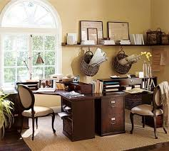 home office decor designing small beautiful office decoration themes
