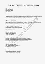 electronics technician cover letter sample of cover letter for job electronic technician cover letter 91121113106 pharmacy%20technician%20trainee%20resume 4html
