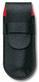 <b>Чехол Victorinox 4.0738</b> кожаный для ножей 91мм толщиной 4 ...