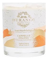 <b>Ароматическая свеча Perfumed Natural</b> Candle Orange Cinnamon ...