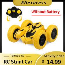 <b>1/28 RC Stunt</b> Car High Speed Tumbling Crawler Vehicle 360 ...